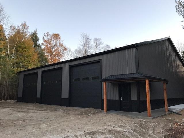 Steel Buildings Ontario